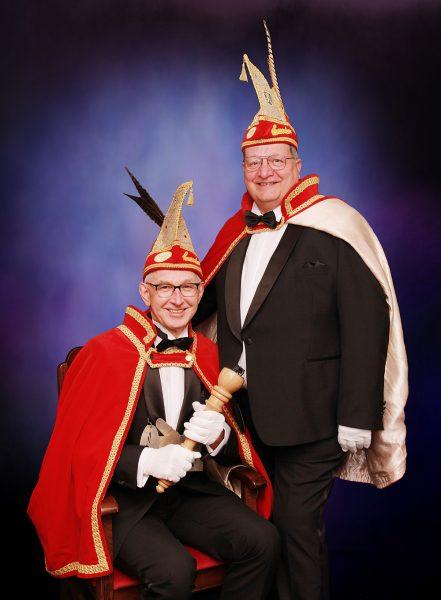 Tweede Jeugd: Prins Cor en adjudant Harrie