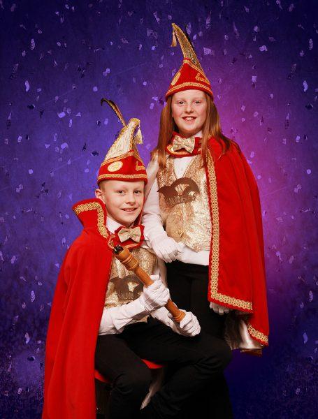 Prins Sem en Adjudante Lot nieuwe Jeugdhoogheden